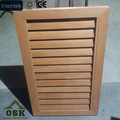 decorative wpc louver/wpc window