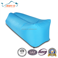 2017 Hot sale Original factory outdoor Inflatable beach Air Bag Inflatable folding sofa sleeping bag