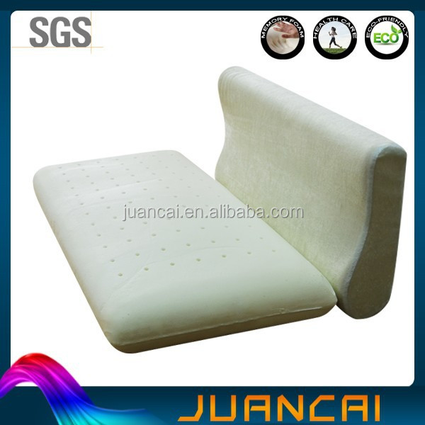 Custom make Urethan Ventilated Memory Foam Pillow