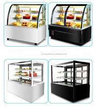 2018 Commercial 110V/60HZ display cake refrigerator showcase/Cake Display Cooler