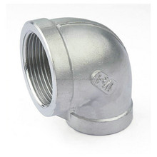 Pipe nipple adapter elbow cross npt thread swage nipple, ss pipe fittings