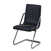 modern two tube Hot sale pu leather dinner Chair