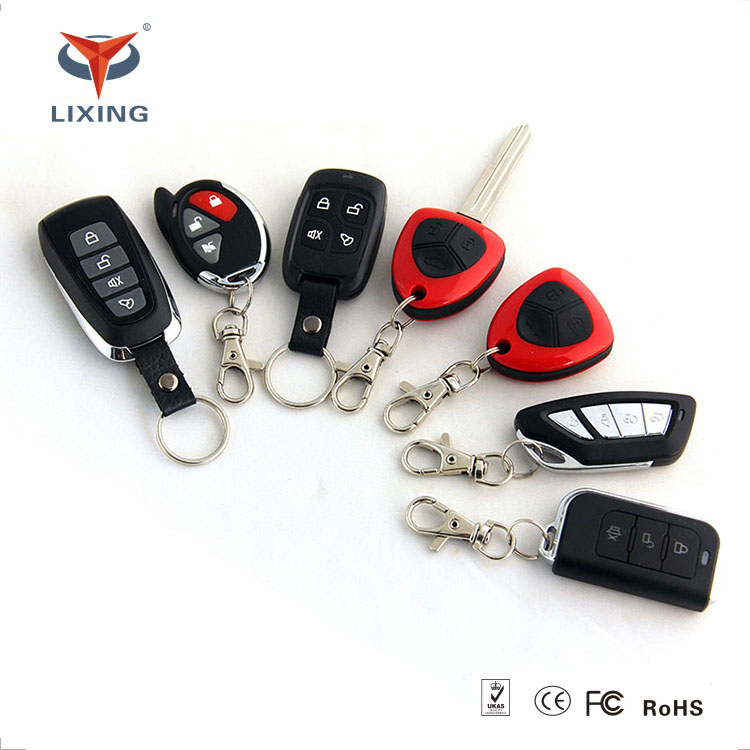 Factory Price new model 430.5Mhz universal car key alarm anti-hijacking car alarm system
