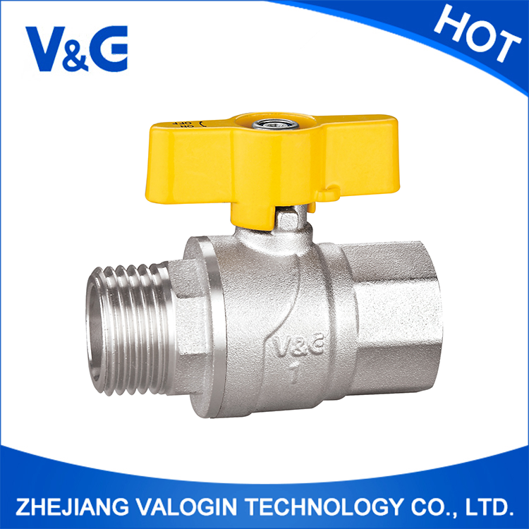 Full Size Wholesale Made In China Brass ckd Gas Valve