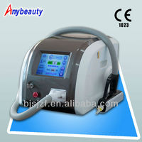 portable ND YAG laser tattoo &pigment removal machine F12