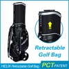 HELIX golf bag travel cover Unique golf bag