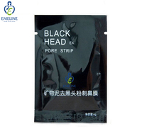 Wholesale blackhead remover pore strips nose peel off mask