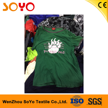 high quality used men t shirt clothing used clothing
