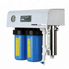 Whole House UV Sterilization Water Filter Purifier UV <strong>System</strong>