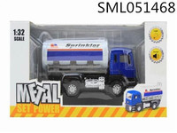 Hot selling kids die cast container model trucks toy