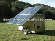 diesel generator electrical power solar system