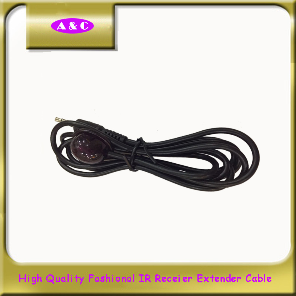 ISO90001 Certified 3.5mm extension cable extender for ir receiver repeater usb power dvd stb