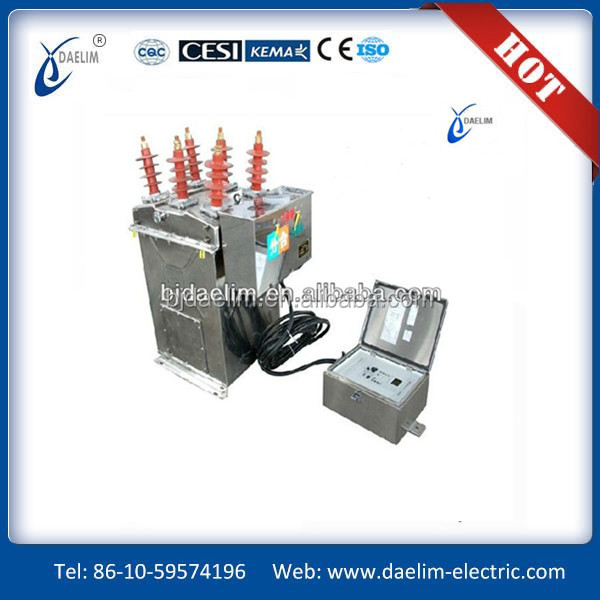 ZW8-12C/630-20outdoor HV automatic recloser