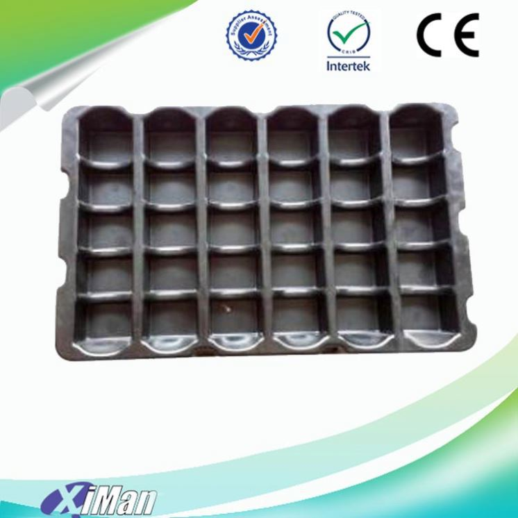 China supplier antistatic ESD tray for electronic components storage