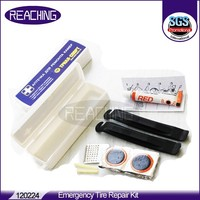 120224 Portable Bicycle Repair Pocket Emergency Tire Repair Kit