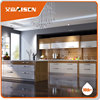 Zhejiang Hangzhou factory low price wholesale modern kitchen cabinets(MDF,MFC,flat pack)