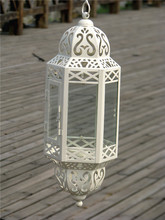 Excellent Quality Stainless Steel Cemetery Candle Lantern