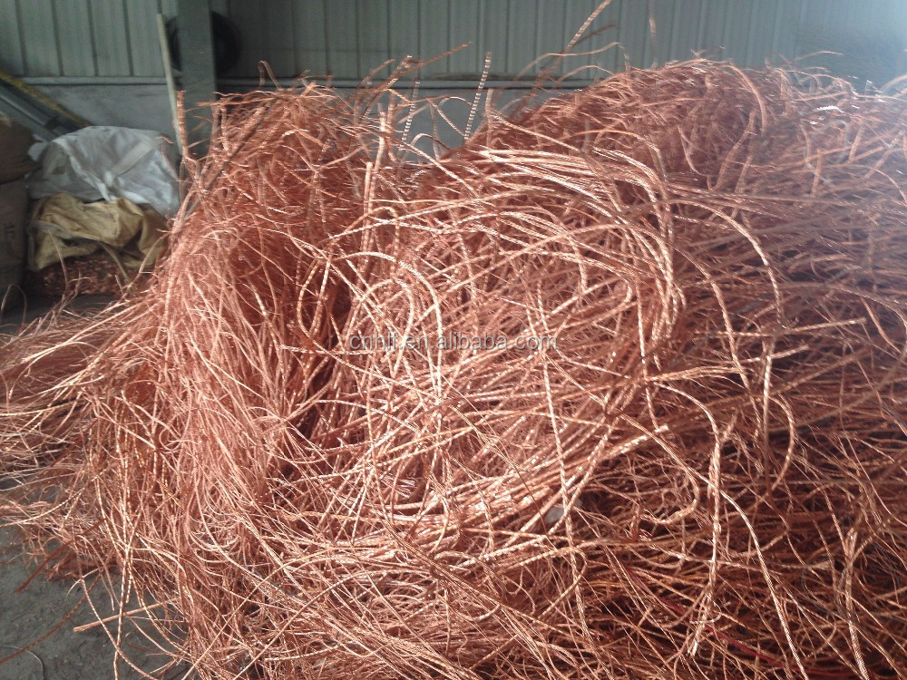 Copper Wire Scrap with 99.9%,99.99% purity / Red Scrap Copper Wire / milberry copper wire/Cu.Millberry