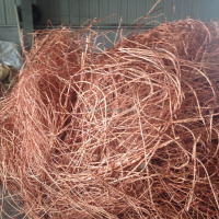 Copper Wire Scrap With 99 9