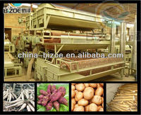 Labor saving cassava/tapioca graham flour machine for sale