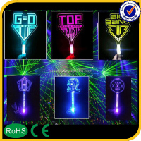 2015 new products glow led sticks, custom party neon light stick