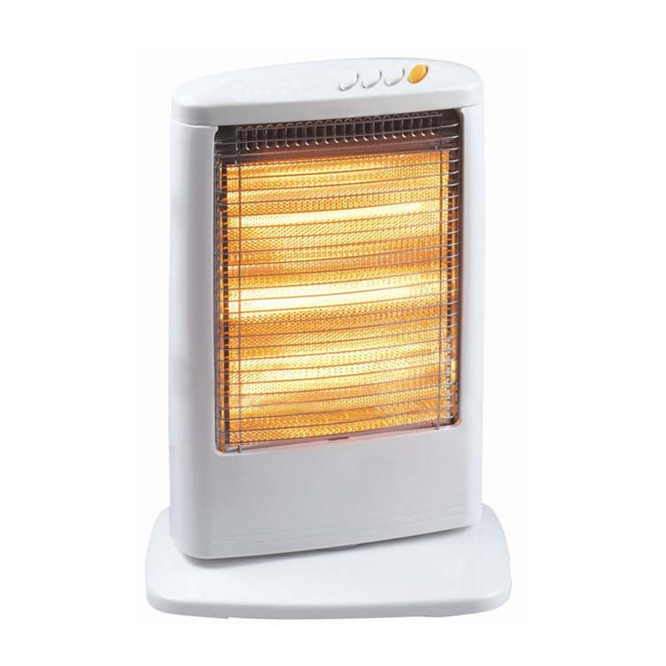 220V 1200W Halogen Infrared Heater With Remote Control