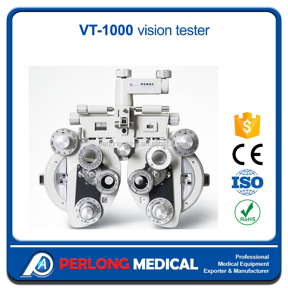 VT-1000 Optometry Equipment, Ophthalmic equipment, manual phoropter price