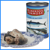 155g white meat canned mackerel