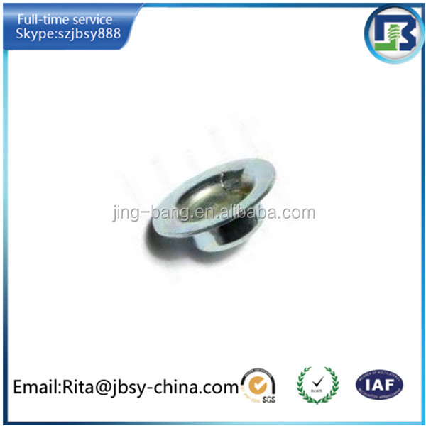 Push nut , spring steel cap washer manufacturer from China