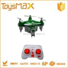 Mini 2.4g 4-axis ufo aircraft drone, smallest quadcopter