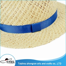 Alibaba Best Wholesale Folding Travel Hats Cowboy Hats Men Straw Hats