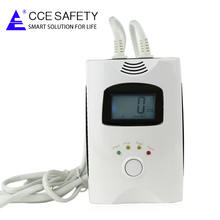 HD1100 digital methane and carbon monoxide detection alarm