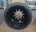 High Quality Solid Tyre With Rim Joint 31x5x7