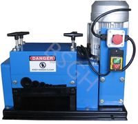 multicore cables electrical wire cable stripping making machine from china