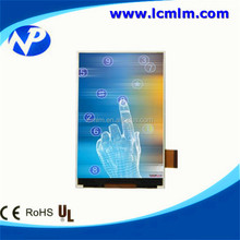 5 inch lcd display touch screen capacitive 480*800