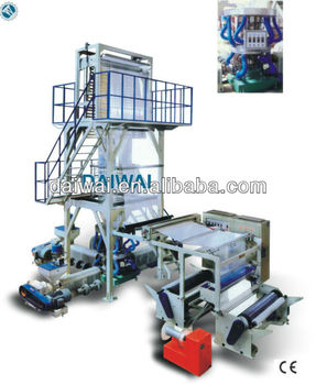 Plastic Film Machine Manufacturer / Taiwan Technology / Plastic Granules Extruding Machine