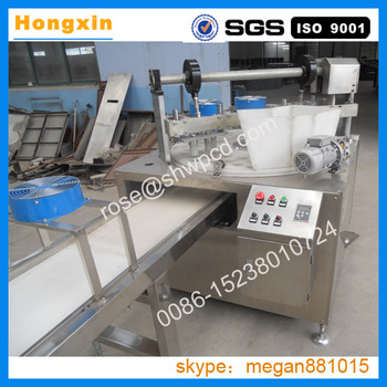 Hot sale candy rice ball machine /automatic puffed rice snack machine /used rice crisp machine with best price