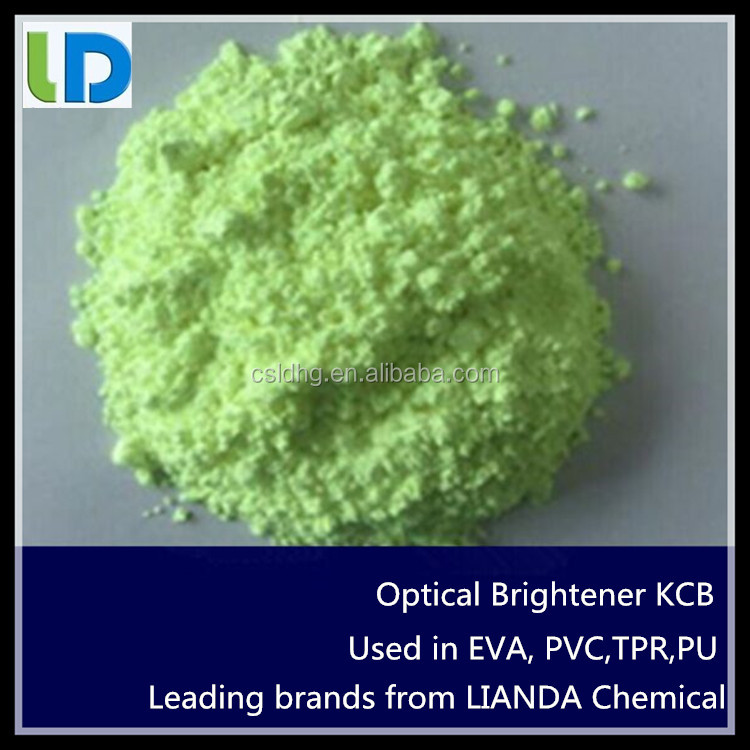 Optical Brightener Agent For ABS PS HIPS PA PC PP EVA Fluorescent Brightener KCB
