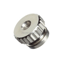 Stainless steel Knurled nuts /Thumb Nuts With Collar