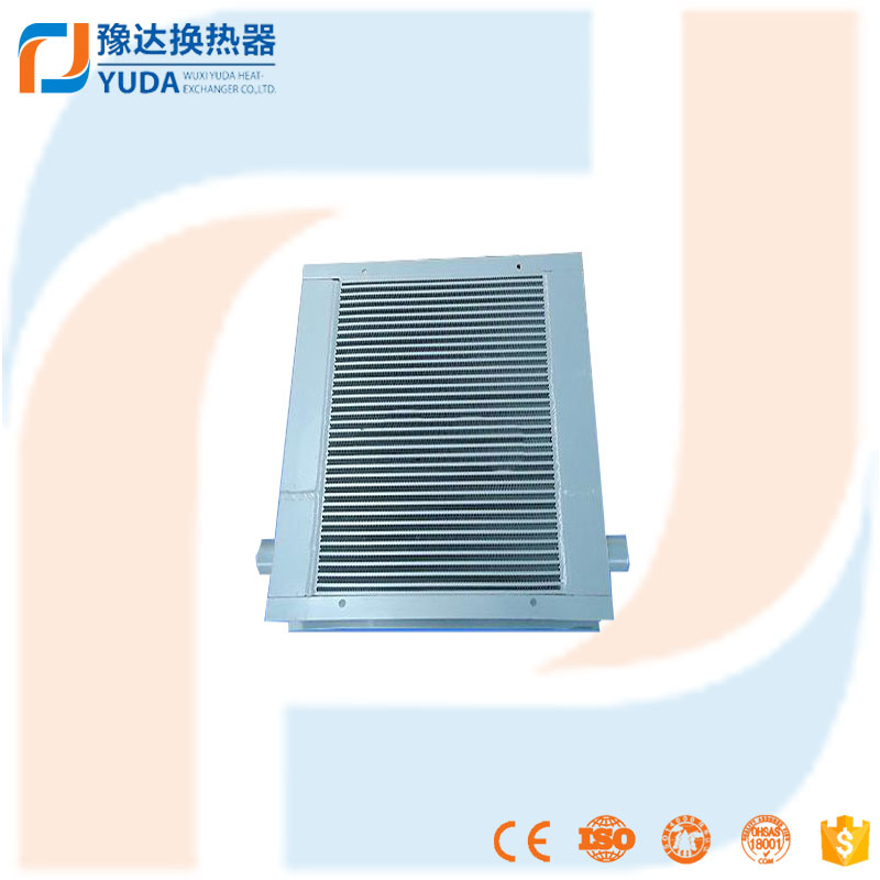 China most efficient top mounted fabric radiator covers
