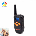 2017 Alibaba China Eco-Friendly Electronic Remote Dog Stop Barking Harmless Training Collars Shock Dog Training Pet Trainer