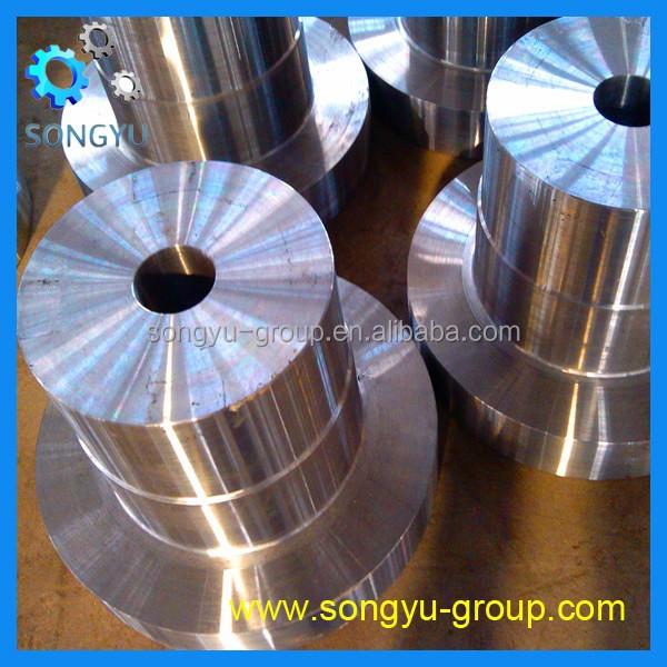 forged carbon steel S355 plug for machinery oil cylinder