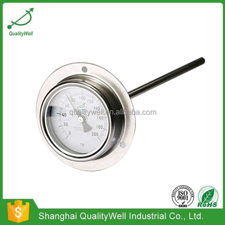High Quality Unique Round Incubator Thermometer