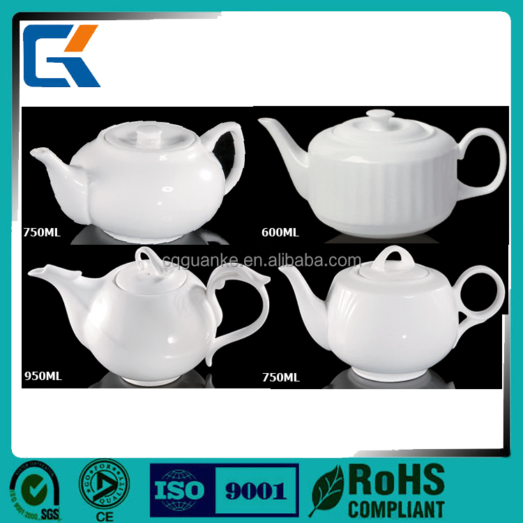 Chinese styles 600/750/950ML ceramic tea pot/tea set