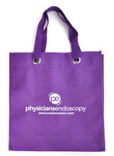 Reusable Shopping Custom Tote Bags, Promotional Non Woven Totes