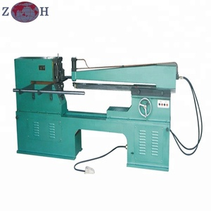 Paper board round cutting machine