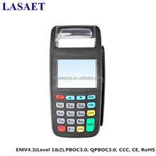 Mobile POS Terminal with Mifare Card Reader and Printer for Payment Function NEW8210