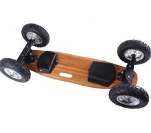 off road and off-road mountain rock board 4 wheels oem electric skateboard with dual motor on sale