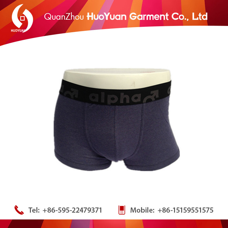 Custom men boxer briefs sex c-string for men pictures