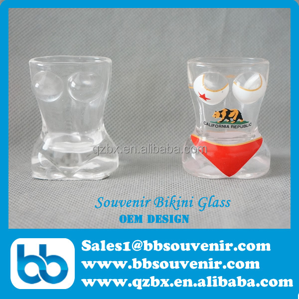 glass souvenir,shot glass,glass gift